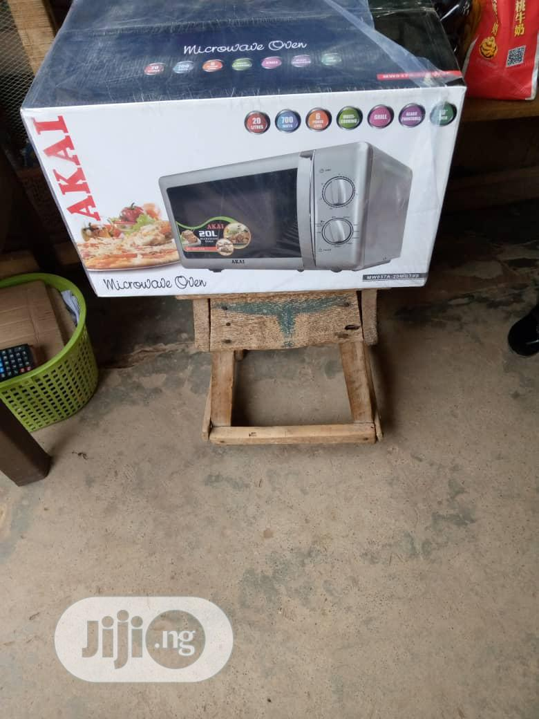 Archive: 20L Microwave Oven With Grill - Akai
