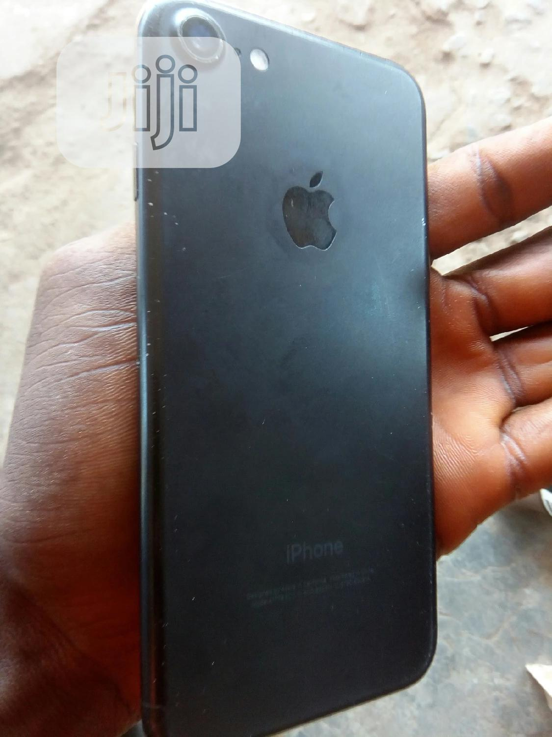 Apple iPhone 7 32 GB Black | Mobile Phones for sale in Ilorin East, Kwara State, Nigeria