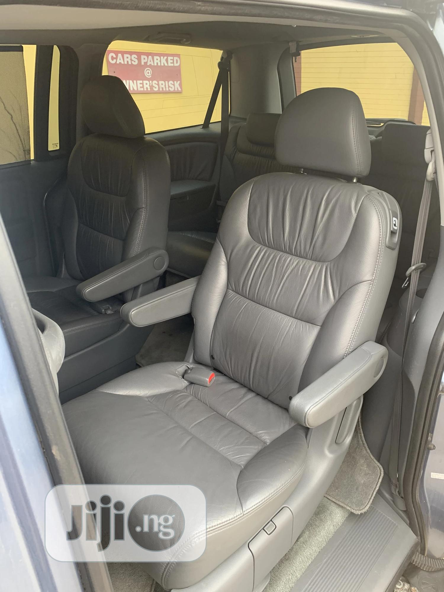 Honda Odyssey 2007 Touring Blue | Cars for sale in Ikeja, Lagos State, Nigeria