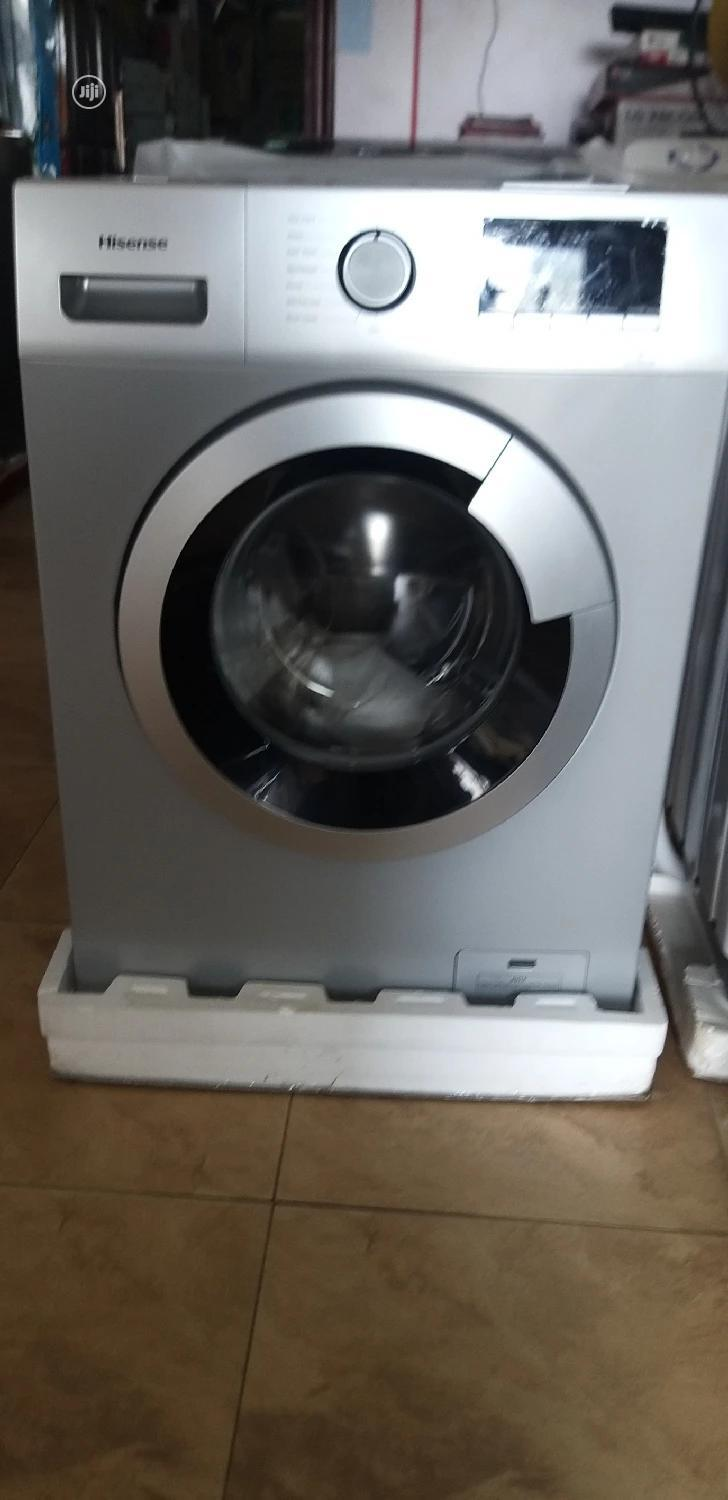 Hisense Washing Machine 6KG WFHV6012S | Home Appliances for sale in Benin City, Edo State, Nigeria