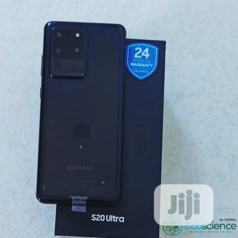 Samsung Galaxy S20 Ultra 128 GB Black | Mobile Phones for sale in Jabi, Abuja (FCT) State, Nigeria