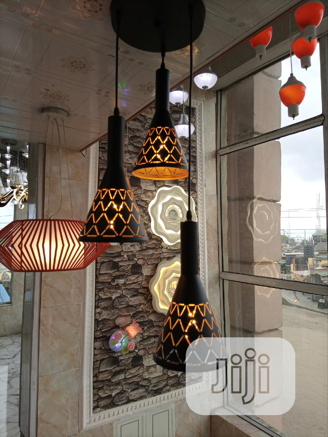 New 3 Dropping Pendant Lamp | Home Accessories for sale in Ajah, Lagos State, Nigeria