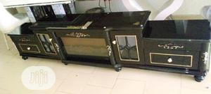 Good Quality Tv Shelf Fire Frame Royal | Furniture for sale in Lagos State, Lekki