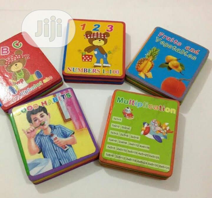 Archive: 5 In 1 Children Foam Books