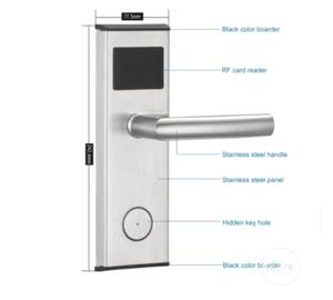Access Control Swipe Card Lock | Safetywear & Equipment for sale in Abia State, Aba North