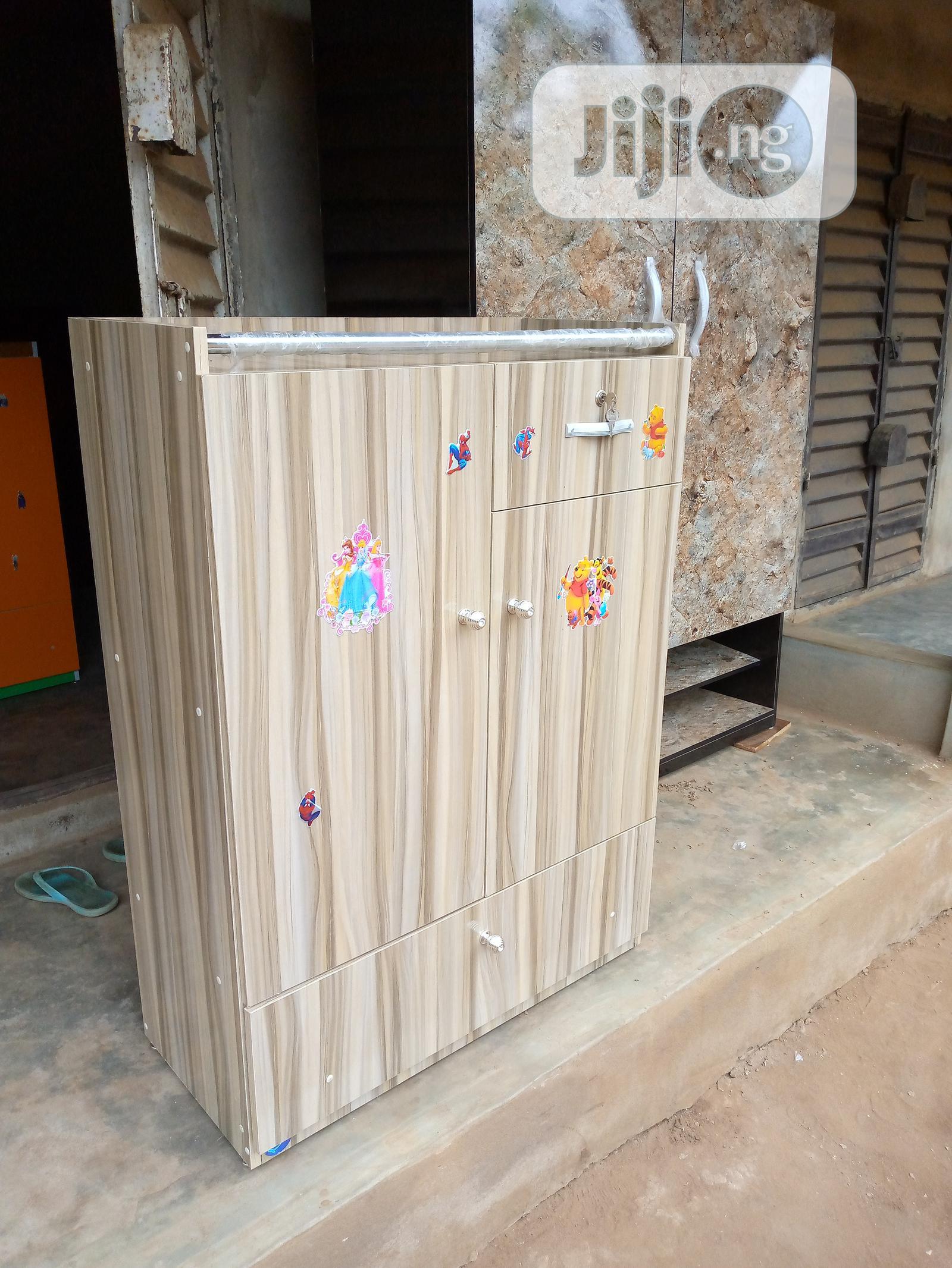 Baba Wardrobe   Children's Furniture for sale in Gbagada, Lagos State, Nigeria