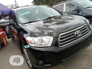 Toyota Highlander 2008 Limited 4x4 Black | Cars for sale in Lagos State, Apapa