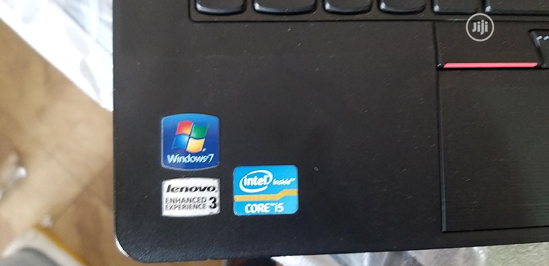 Archive: Laptop Lenovo ThinkPad Edge E430 8GB Intel Core I5 HDD 320GB