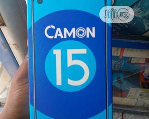 New Tecno Camon 15 64 GB Black | Mobile Phones for sale in Lagos State, Ikeja
