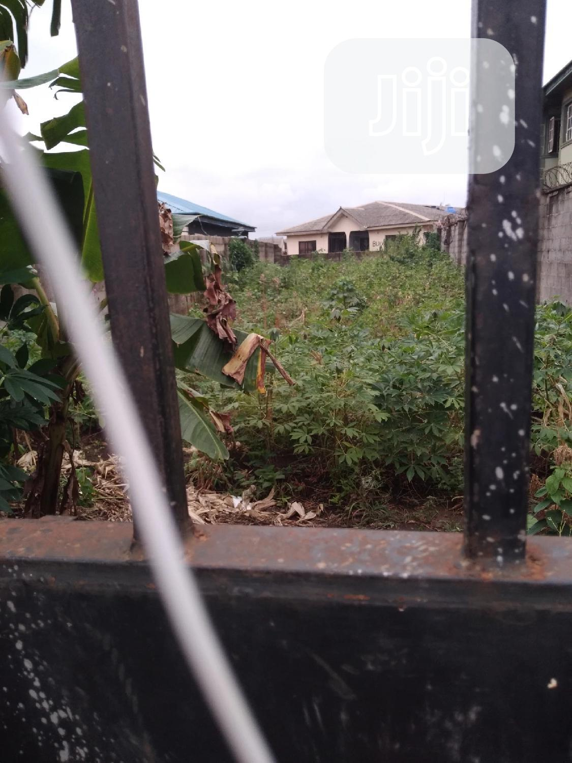 Half Plot of Land ( Fenced and Gated ) at Selewu Igbogbo Ikd | Land & Plots For Sale for sale in Ikorodu, Lagos State, Nigeria