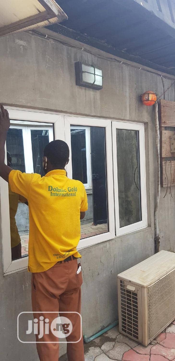 Residential Commercial Facility Property Cleaners