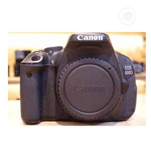 Used CANON 600D Video Camera   Photo & Video Cameras for sale in Lagos State, Ikeja