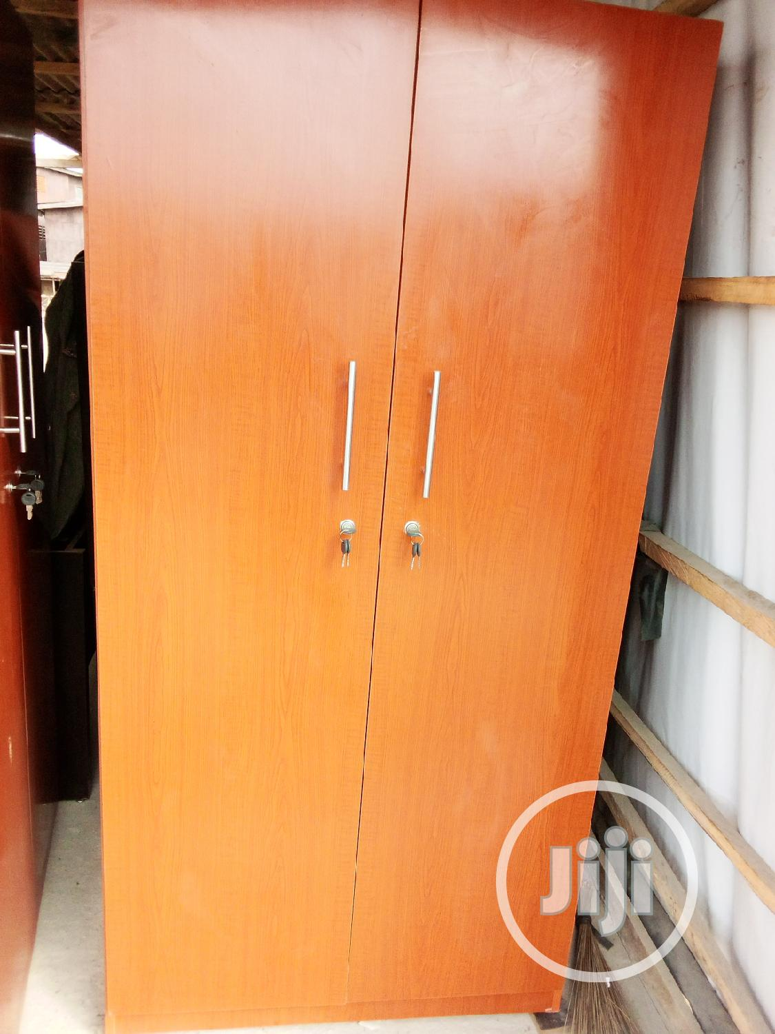Archive: Wooden Wardrobe