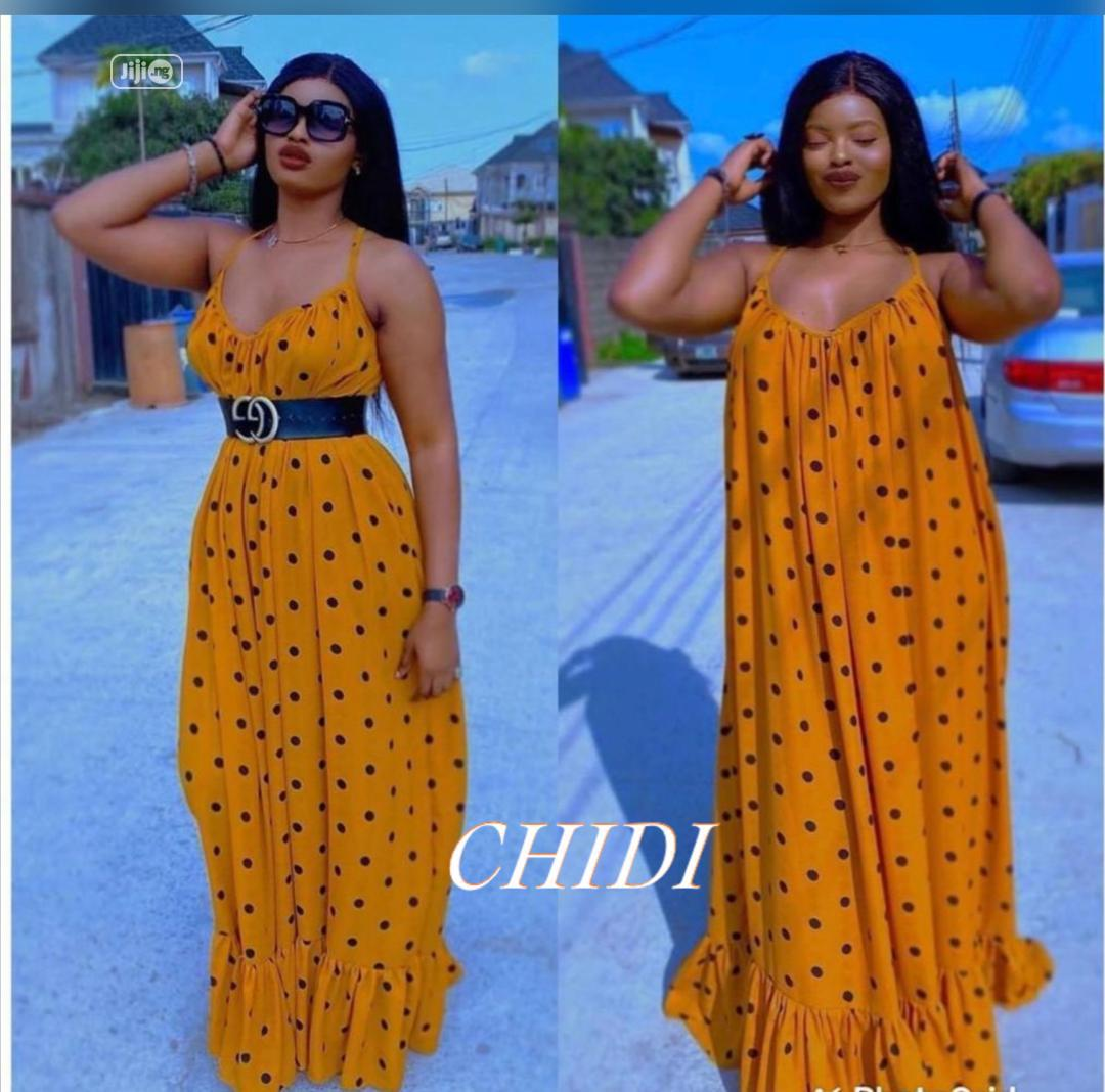 Beautiful Long Gowns For Ladies