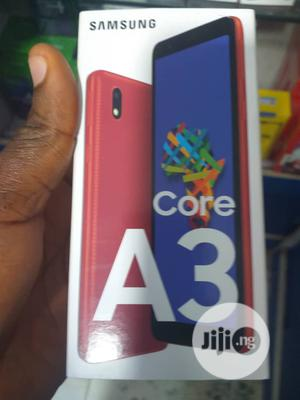 New Samsung Galaxy A3 Duos 16 GB Black   Mobile Phones for sale in Lagos State, Ikeja