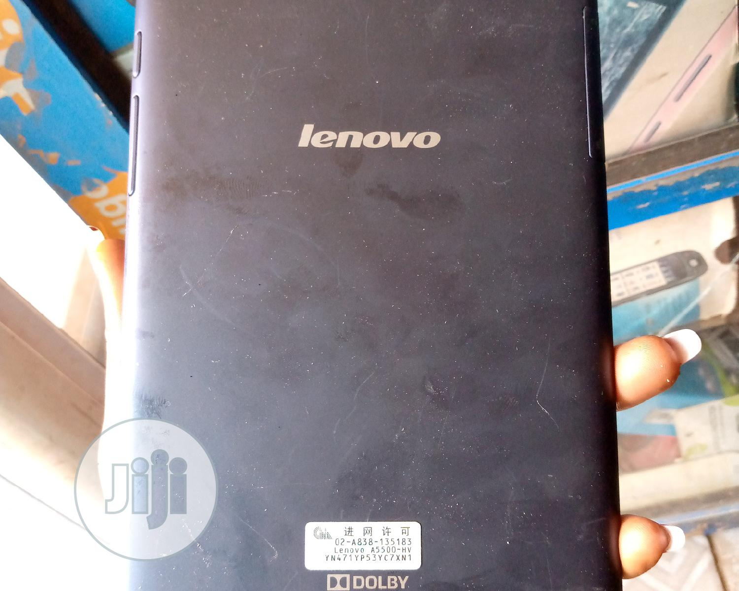 Lenovo A8-50 A5500 32 GB Black | Tablets for sale in Ikeja, Lagos State, Nigeria
