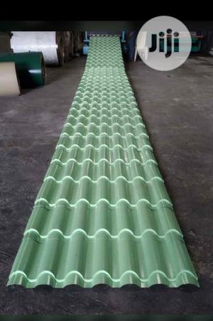 Quality Aluminum Roofing Sheet Metrocopol Design | Building & Trades Services for sale in Lagos State, Ipaja