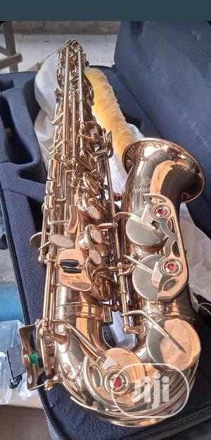 Yamaha Saxophone Gold | Musical Instruments & Gear for sale in Lagos State, Lekki