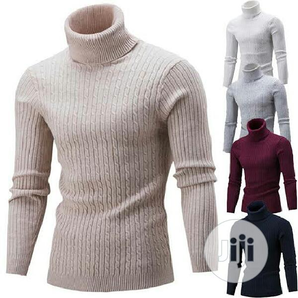 T Shirt Turtle Neck | Clothing for sale in Lagos Island, Lagos State, Nigeria