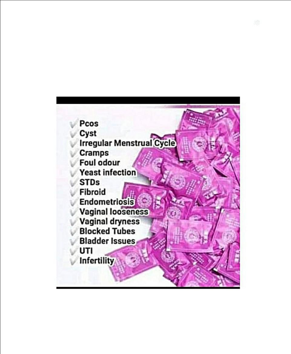 Fibroid, PID , Yeast Infection Treatment