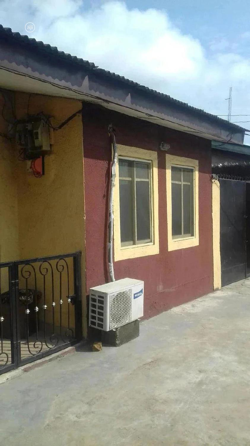 Spacious 2 Units Of 3 Bedroom Bungalow In Surulere For Sale | Houses & Apartments For Sale for sale in Surulere, Lagos State, Nigeria