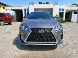 Lexus RX 2016 450h F Sport AWD Gray | Cars for sale in Lagos State, Amuwo-Odofin