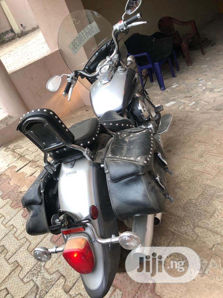 Yamaha 2006 Silver | Motorcycles & Scooters for sale in Owerri, Imo State, Nigeria