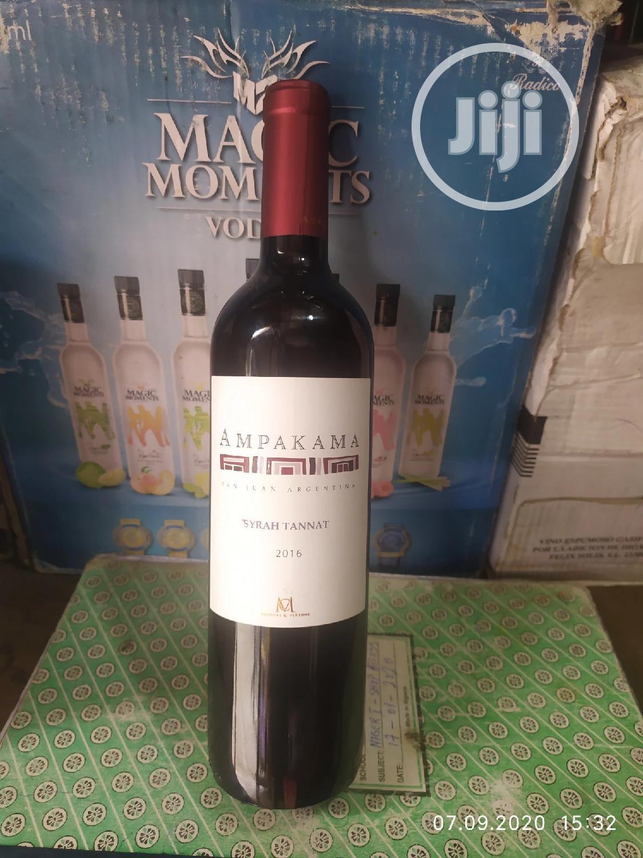 Ampakama Red Wine