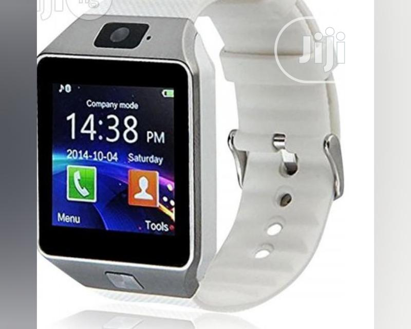 Bluetooth Smart Watch Wrist Phone | Smart Watches & Trackers for sale in Ikeja, Lagos State, Nigeria