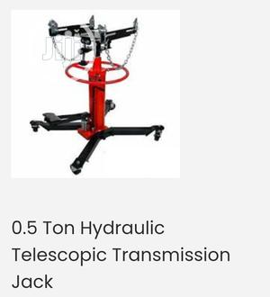 Hydraulic Telescopic Transmission Jack. | Vehicle Parts & Accessories for sale in Lagos State, Ikeja