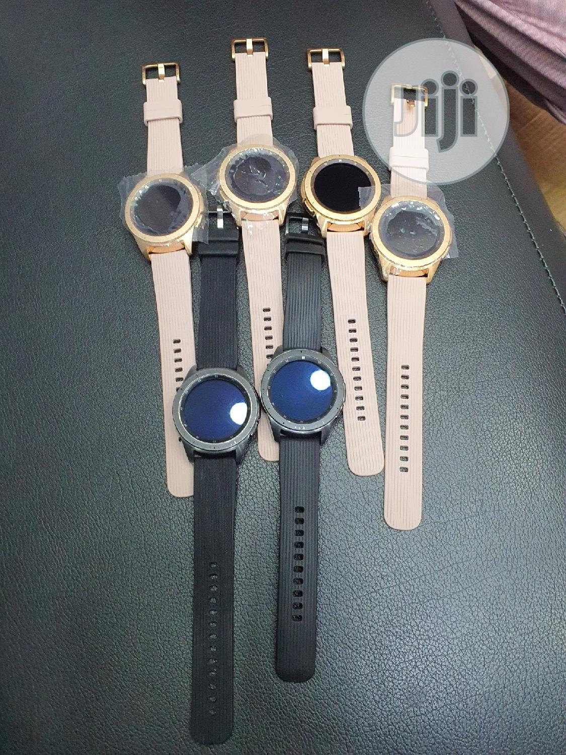 Foreign Used Samsung Galaxy Watch 42mm | Smart Watches & Trackers for sale in Wuse 2, Abuja (FCT) State, Nigeria