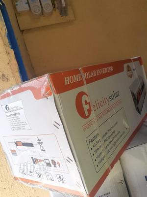 5kva 24v Felicity Inverter With 2years Warranty Available   Solar Energy for sale in Lagos State, Ojo