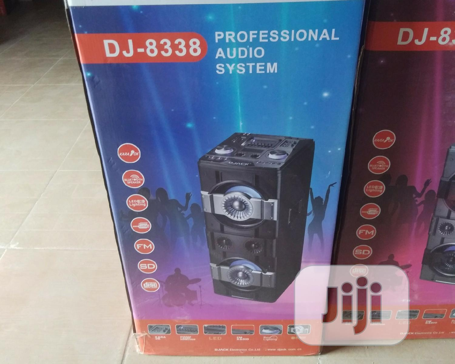 Djack Auxilary Sound Bass System | Audio & Music Equipment for sale in Ikeja, Lagos State, Nigeria