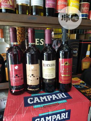 Chips Red Wine But Is Quality | Meals & Drinks for sale in Lagos State, Ojo