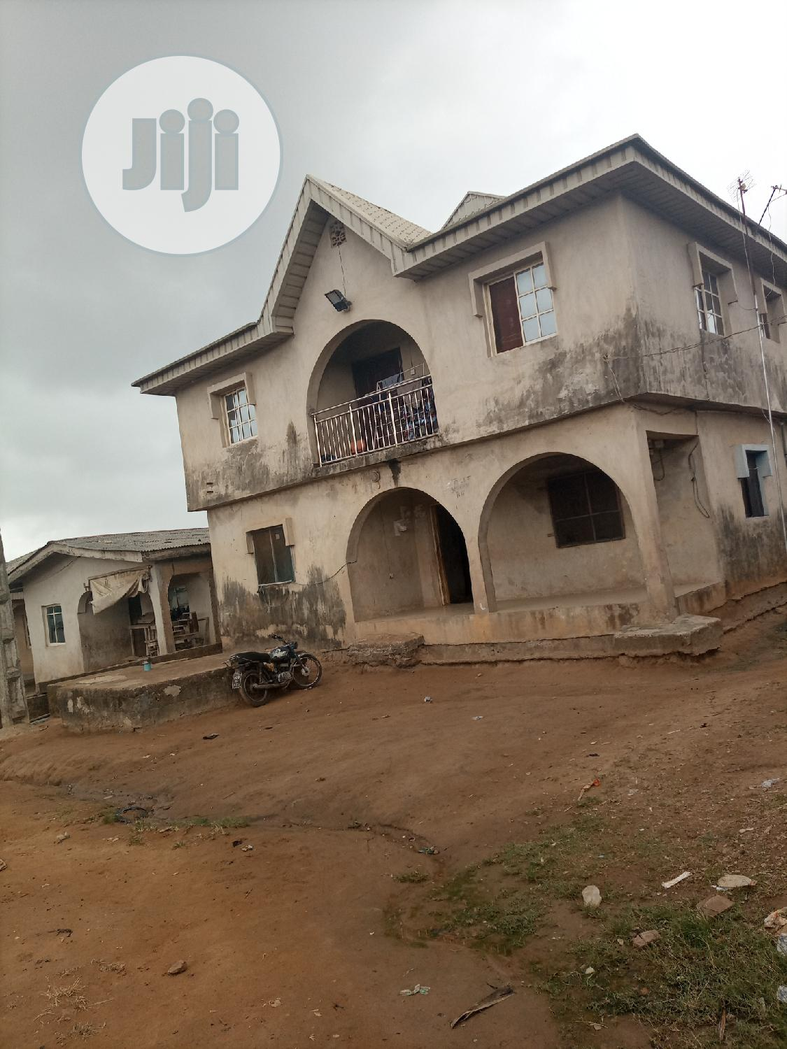For Sale. 4nos of 2bedroom Flat at Command Area | Houses & Apartments For Sale for sale in Ifako-Ijaiye, Lagos State, Nigeria