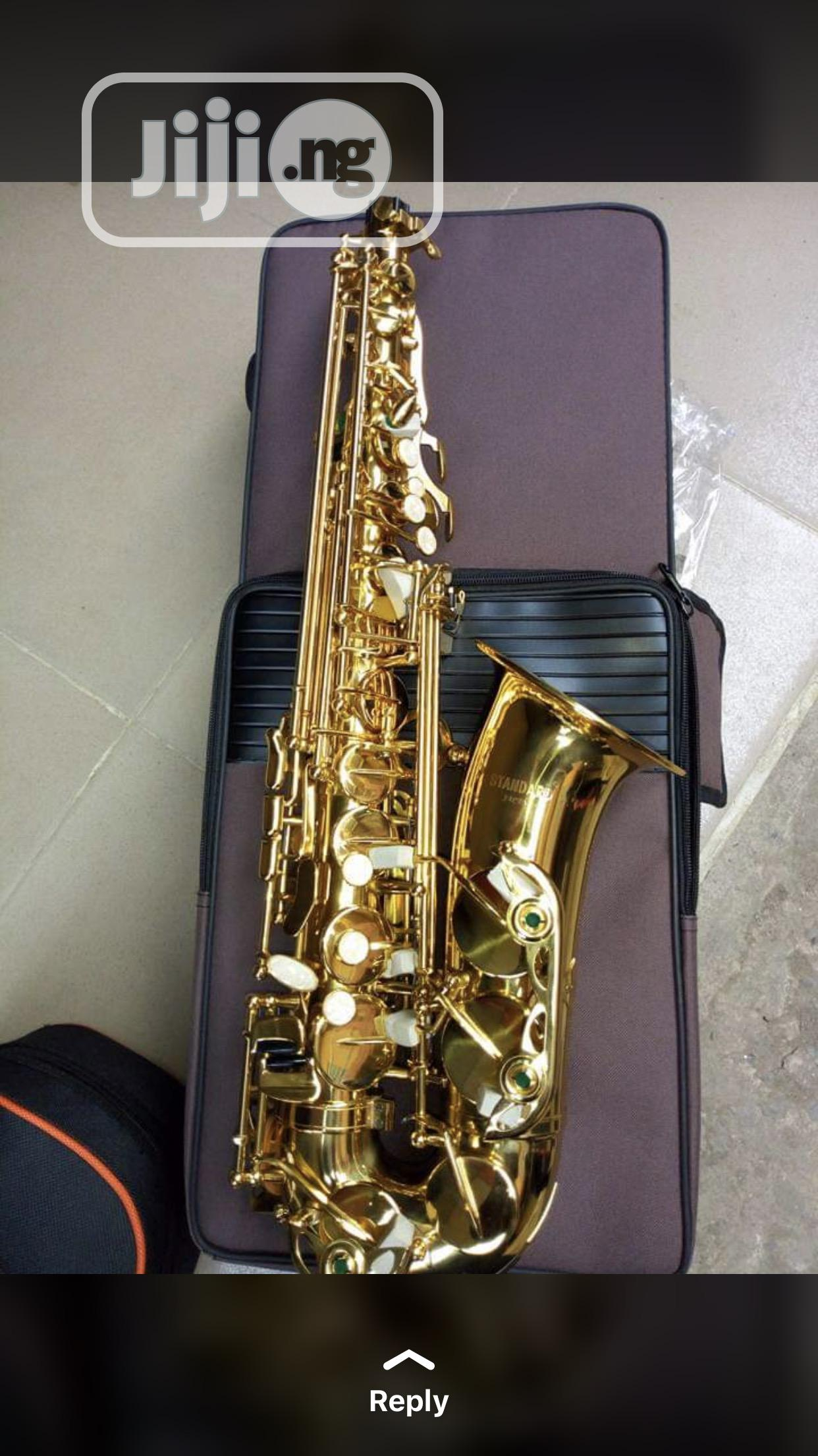 Yamaha Saxophone | Musical Instruments & Gear for sale in Ikeja, Lagos State, Nigeria