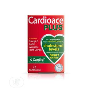 Cardioace Plus Omega 3 For Hypertension   Vitamins & Supplements for sale in Lagos State, Alimosho