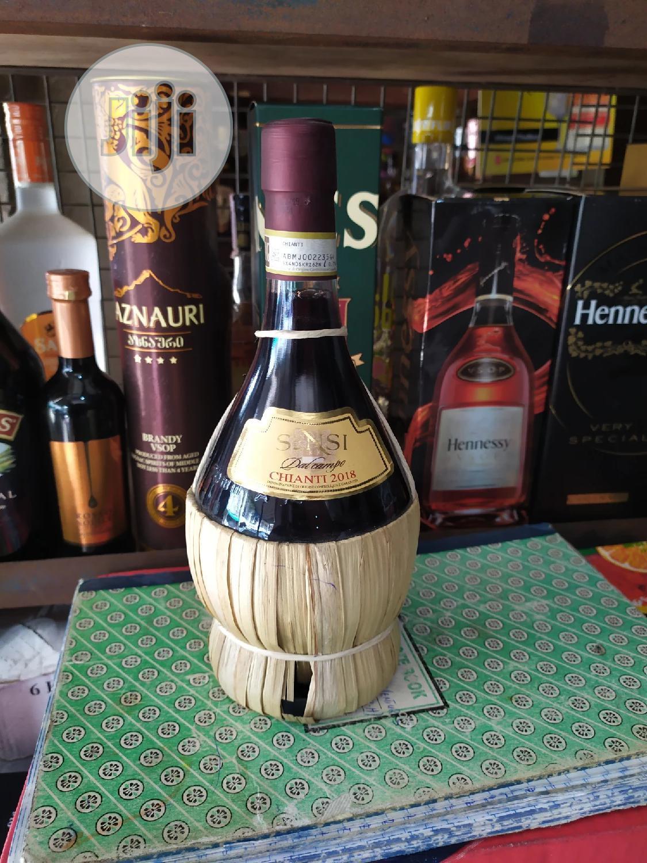 Sensi Red Wine