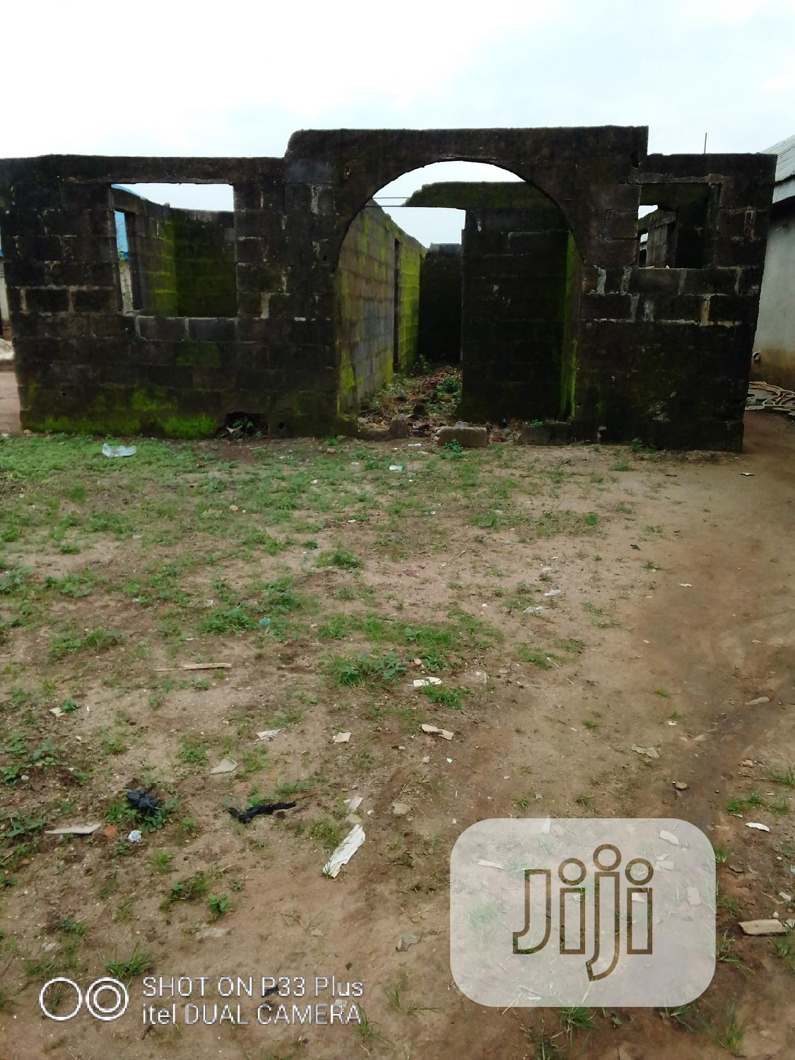 3 Bedroom Flat Uncompleted Bungalow FOR SALE