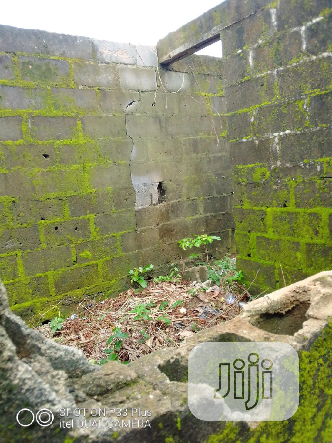 3 Bedroom Flat Uncompleted Bungalow FOR SALE   Houses & Apartments For Sale for sale in Ikorodu, Lagos State, Nigeria