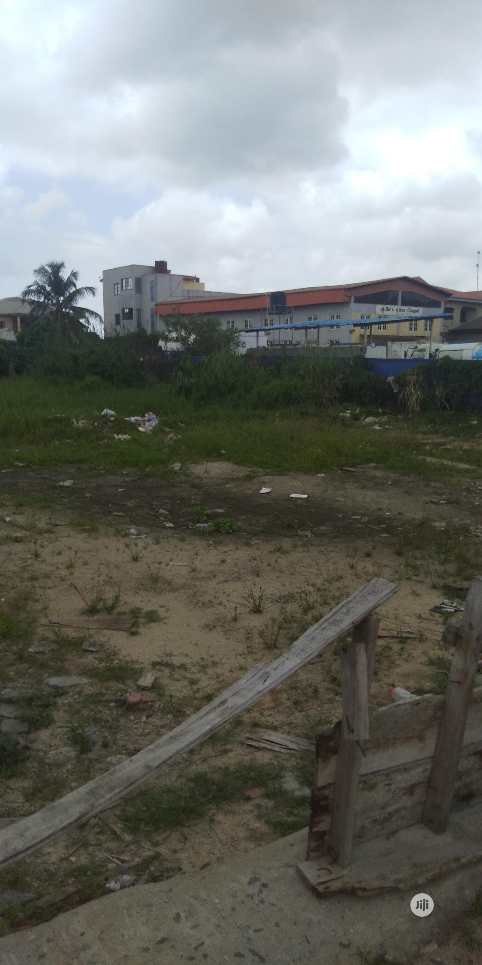 Plots Of Land Available For Rent At Badore Road Ajah
