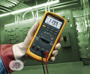 Fluke 83v Digital Industrial Multimeter | Measuring & Layout Tools for sale in Lagos State, Ojo
