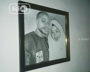 Beautiful Pencil Portrait 1 | Arts & Crafts for sale in Lagos State, Lekki