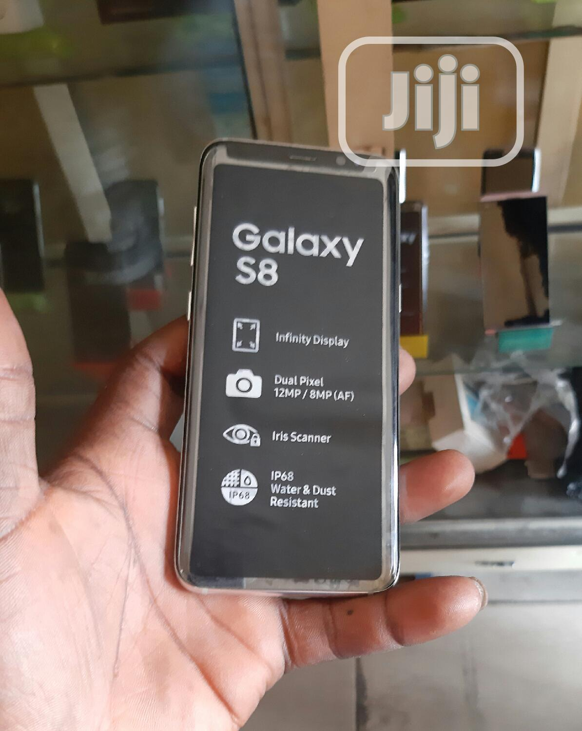 Samsung Galaxy S8 64 GB | Mobile Phones for sale in Ibadan, Oyo State, Nigeria