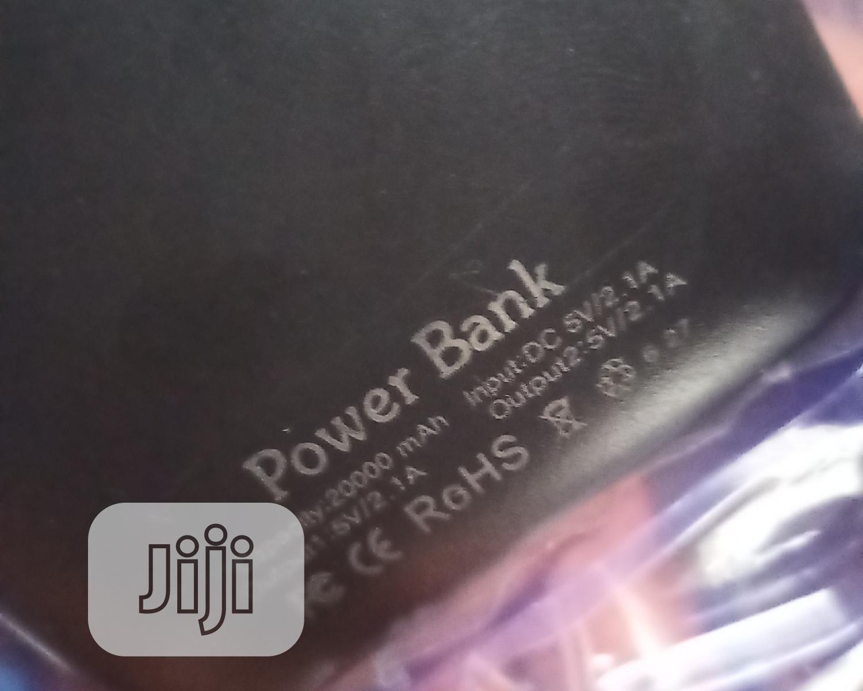 Archive: 20000mah Powerbank