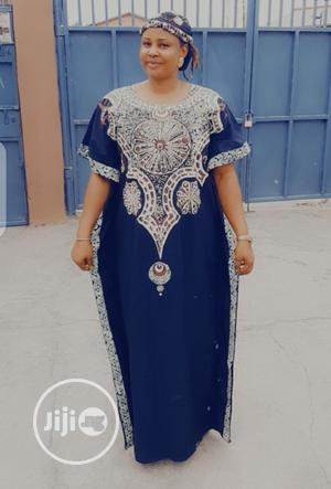 New Female Quality Batik Agbada With Quality Material   Clothing for sale in Lagos State, Lagos Island (Eko)