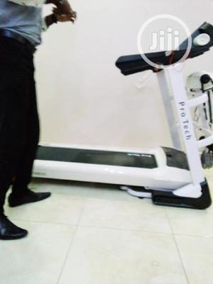 3hp Treadmill With Mp3 and Massager-Pro Tech | Sports Equipment for sale in Lagos State, Badagry