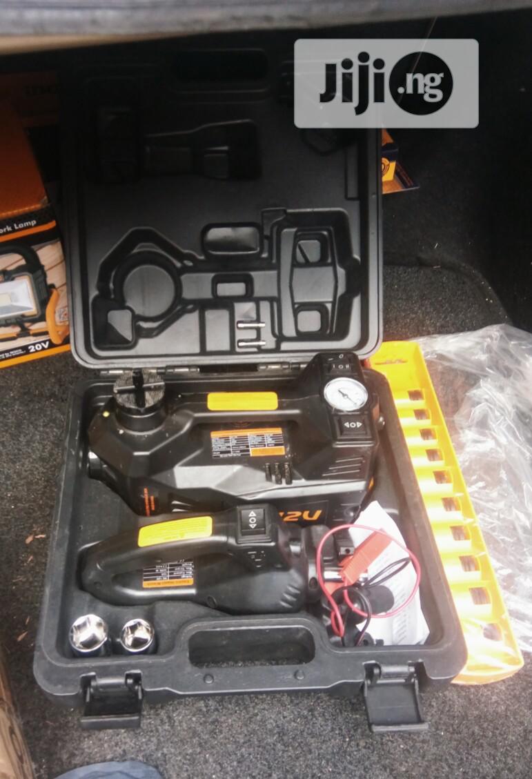 5tons 3 In 1 ELECTRIC CAR JACK(Multi-purpose)