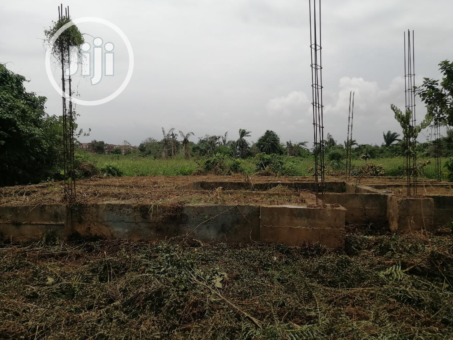 A Plot of Land for Sale
