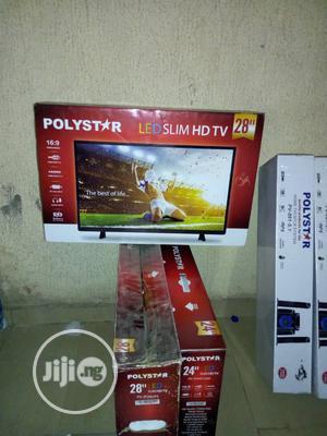 Polystar Slim Led HD Tv | TV & DVD Equipment for sale in Lagos State, Ojo